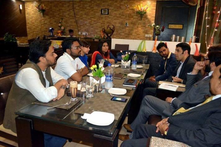 soch meets delegates